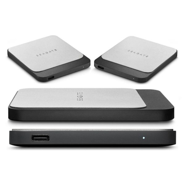 Seagate Fast SSD External Portable Drive 2TB STCM2000400