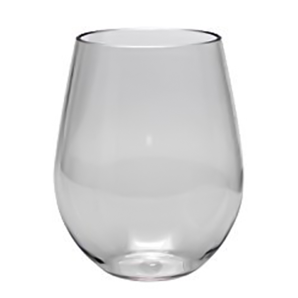 Wine Tumbler Clear 20oz