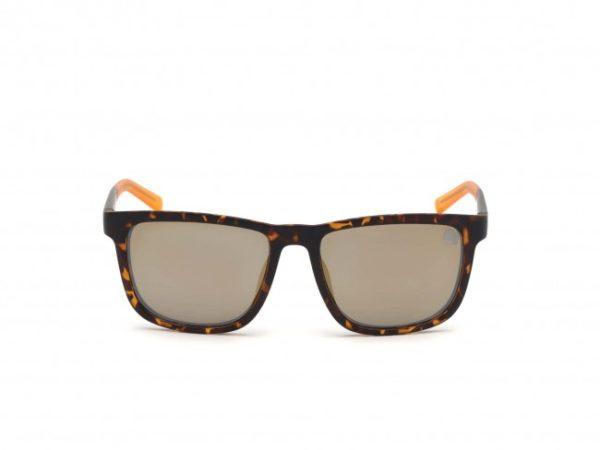 Timberland Men's Sunglasses Dark Havana/Brown