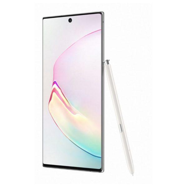 Samsung Galaxy Note10 256GB Aura White SM-N970F 4G Dual Sim Smartphone*