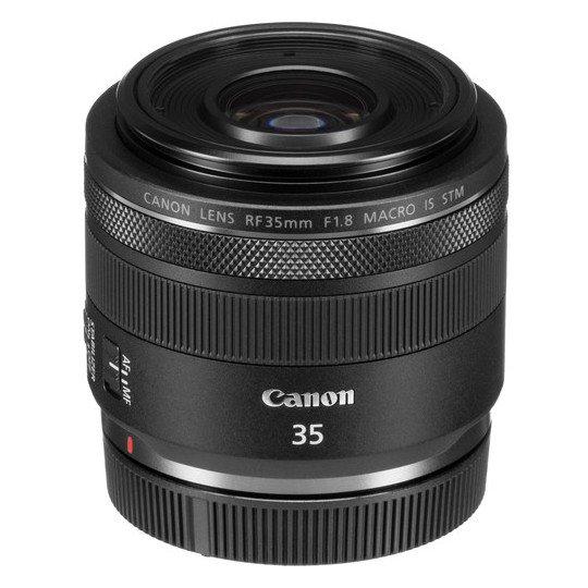 Canon RF 35mm F1.8 IS Macro STM SLR Camera Lens