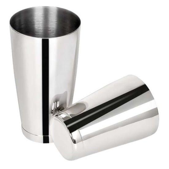 Boston Shaker Basic Silver Plated Tools