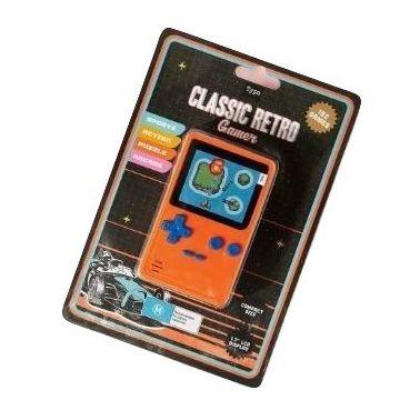 TYPO Classic Retro Gamer Orange