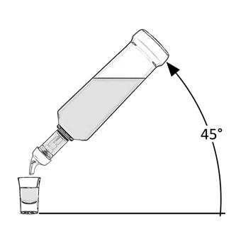 Measured Pourer 25ml