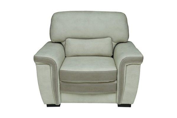 Pan Emirates Starflower Single Seater Sofa Beige