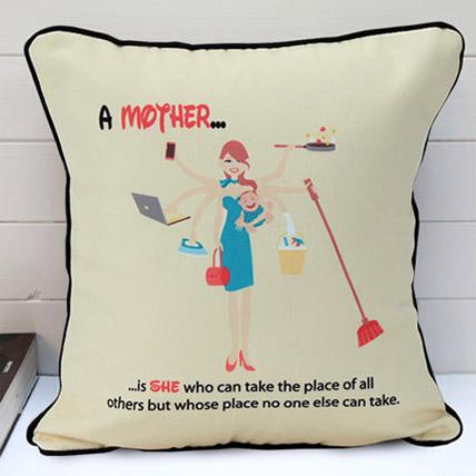 Cushion Printed For Mom