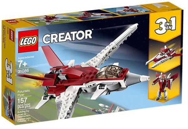 LEGO 31086 Futuristic Flyer Toy