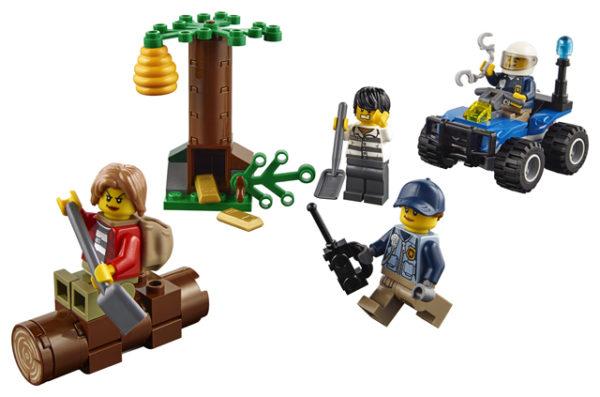 LEGO 70171 Mountain Fugitives Toy
