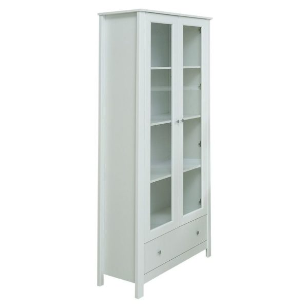 Pan Emirates Haynes Book Shelf White