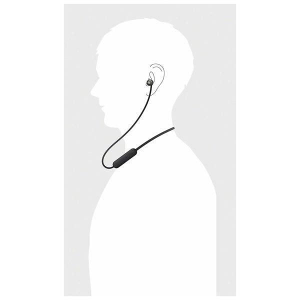 Sony WI-C310 Wireless In-Ear Headphone Black