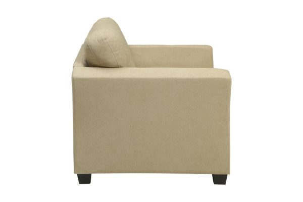 Pan Emirates Titicaca Single Seater Sofa Beige