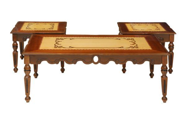 Pan Emirates Kasba Coffee Table 1+2