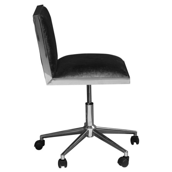 Pan Emirates Passiflora Office Chair Charcol