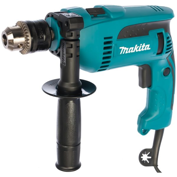 Makita HP1640KX3 Electric Impact Drill 680W + Bit Set
