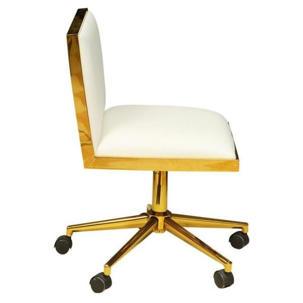Pan Emirates Carica Office Chair White