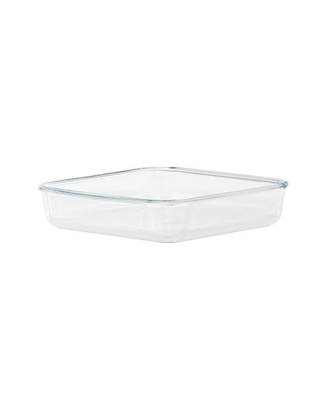 RoyalFord Square Glass Dish  1.5L
