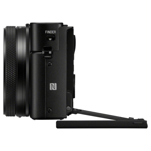Sony Cyber-shot DSC-RX100 VII Digital Camera Black