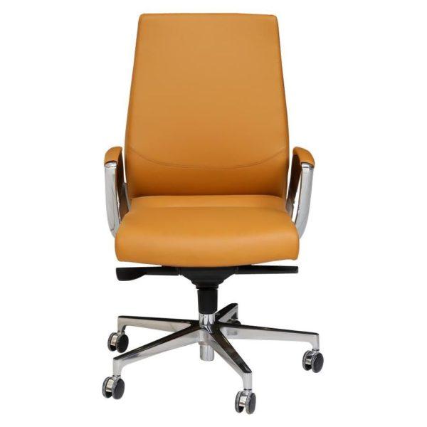 Pan Emirates Ipix Office Chair Brown