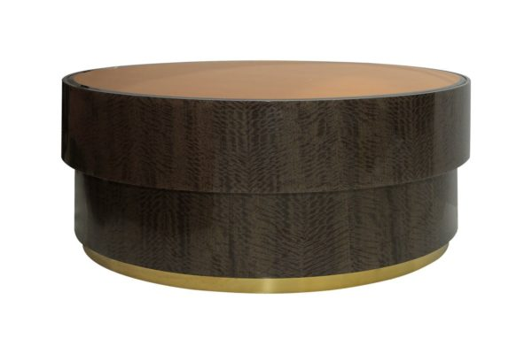 Pan Emirates Vicencia Round Coffee Table L