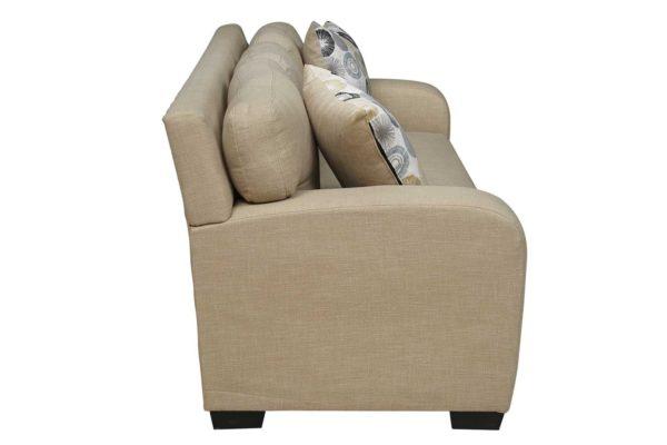 Pan Emirates Gofman 3 Seater Sofa Beige