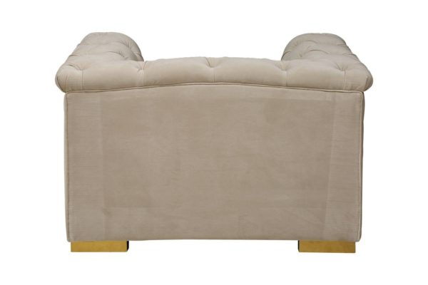 Pan Emirates Westgate Single Seater Sofa Cream