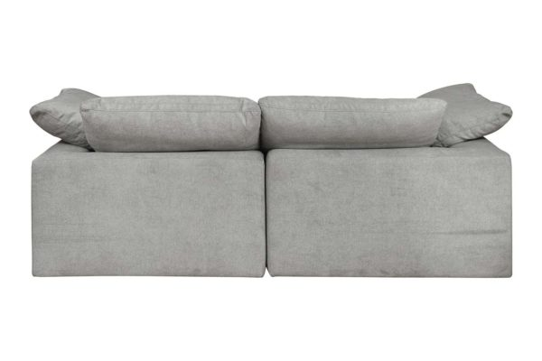 Pan Emirates Pianca 3 Seater Sofa Grey