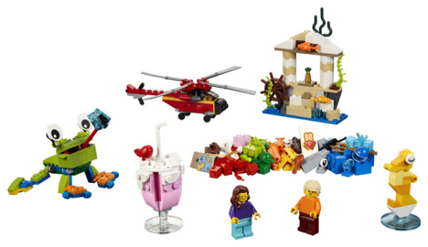 LEGO 10403 World Fun Toy