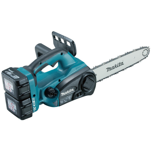 Makita DUC252RF2 36V Li-Ion Chainsaw 10""