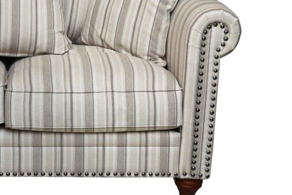Pan Emirates Clarity 2 Seater Sofa Beige