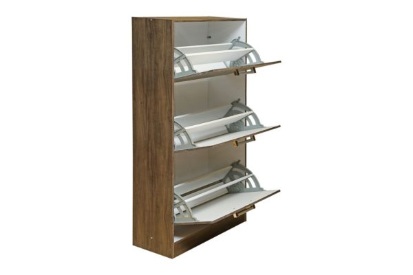 Pan Emirates Lincolyn Shoe Rack 3 Drawer