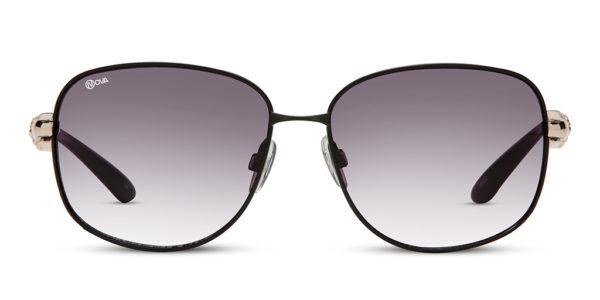 NOVA Adena Gradient Grey Sunglasses For Women NV0715F02