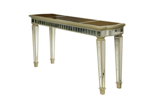 Pan Emirates Fire Console Table