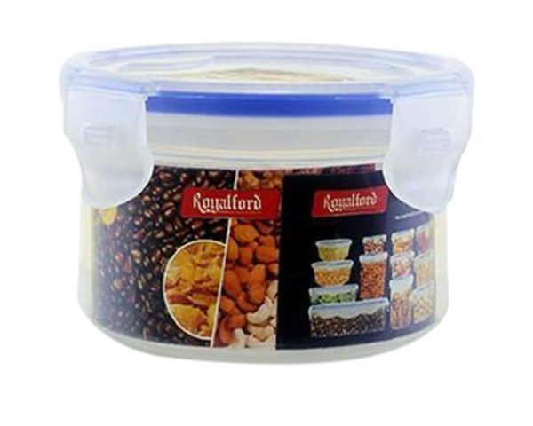 RoyalFord Airproof Container Clear 300ml