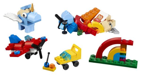 LEGO 10401 Rainbow Fun Toy