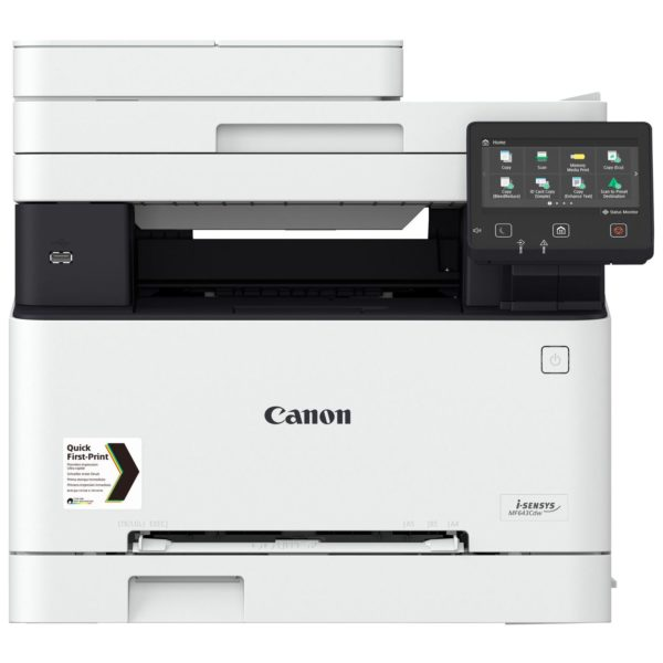 Canon i-SENSYS MF643Cdw 3-in-1 Colour Laser Printer