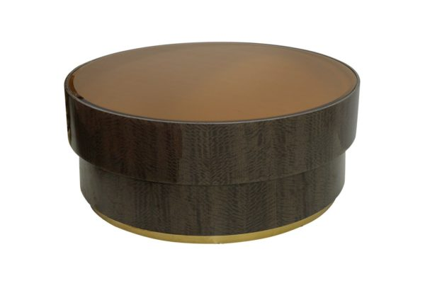 Pan Emirates Vicencia Round Coffee Table L