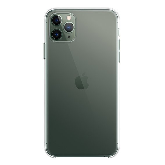 Apple Clear Case iPhone 11 Pro Max