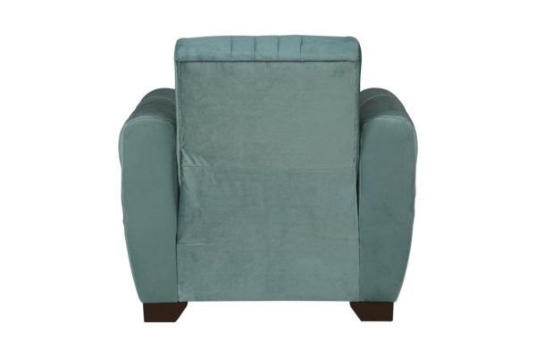Pan Emirates Merione Single Seater Sofa Bed With Storage Light Green