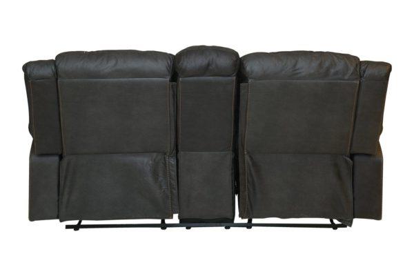 Pan Emirates Chistopol 2 Seater Recliner Sofa Brown