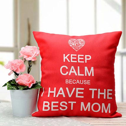 Cushion Printed Best Mom