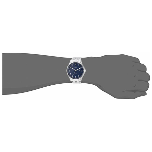 Fossil FS5593 Classic Analog Metal Watch For Men