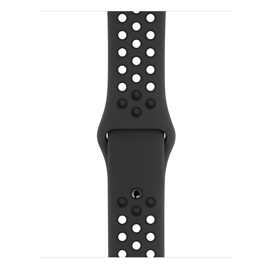Apple Watch Nike Series 5 GPS + Cellular, 44mm Space Grey Aluminium Case with Anthracite/Black Nike Sport Band