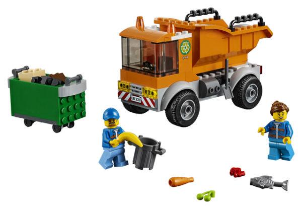 LEGO 60220 Garbage Truck Toy