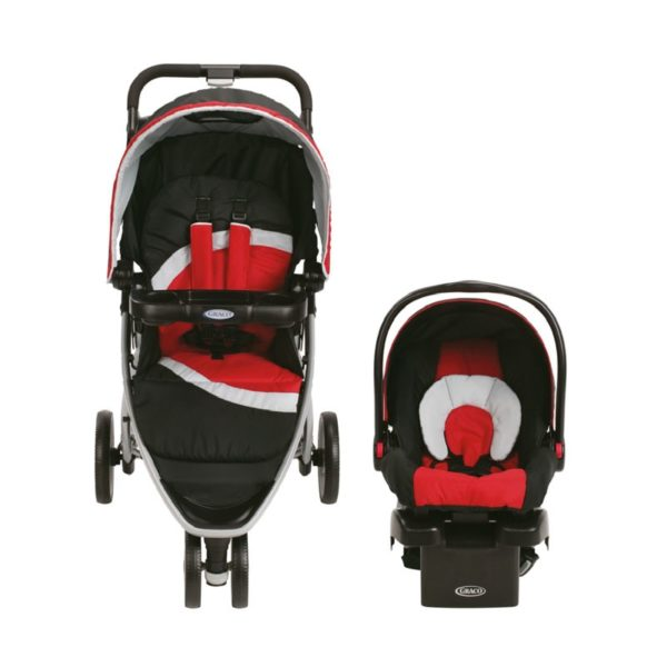 Graco 1926494 Travel System Sreck30 Paceck Spice