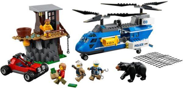 LEGO 60173 Mountain Arrest Toy