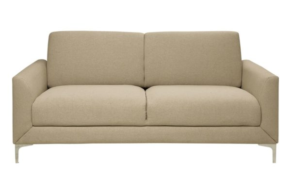 Pan Emirates Lakeland 3 Seater Sofa Beige