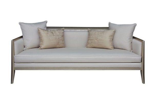 Pan Emirates Stanley 3 Seater Sofa Cream