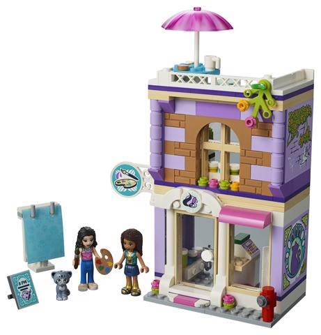 LEGO 41365 Emma's Art Studio Toy