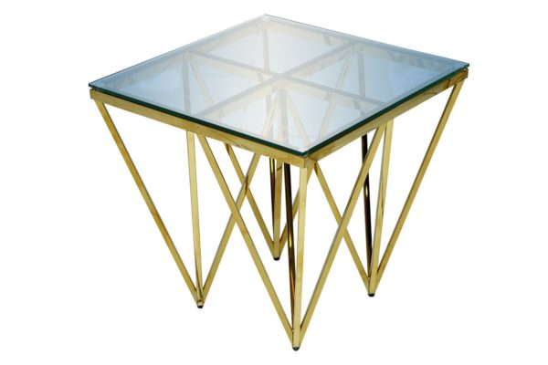 Pan Emirates Tunis End Table