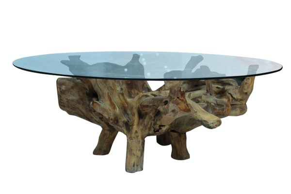 Pan Emirates Amazona Coffee Table